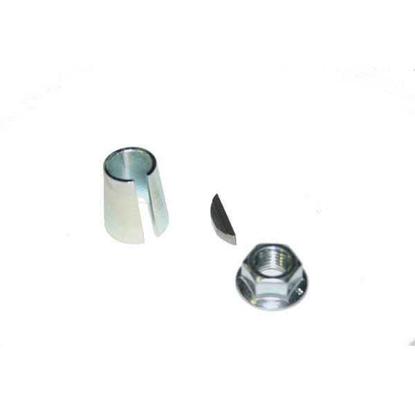 cone et clavette adaptateur Dax 6 volts/12 volts